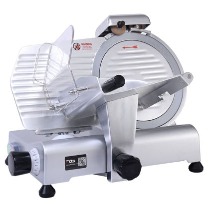 "Picture of 10"" Electric Food Slicer"