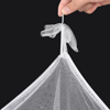 Picture of 2 pcs Mosquito Net Bed Net Set Square 3 Openings