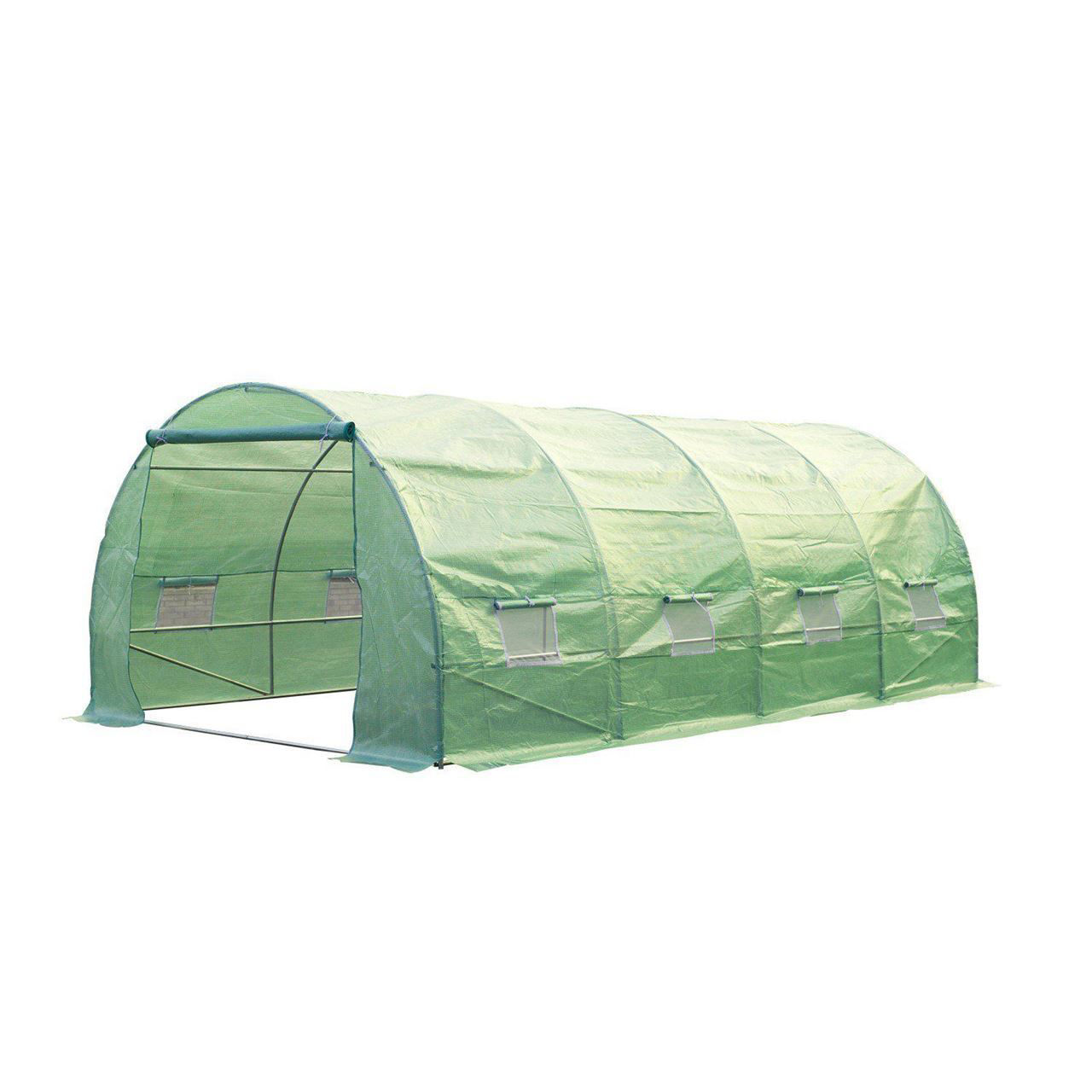 Picture of Outdoor Portable Greenhouse 20' x 10' x 7'