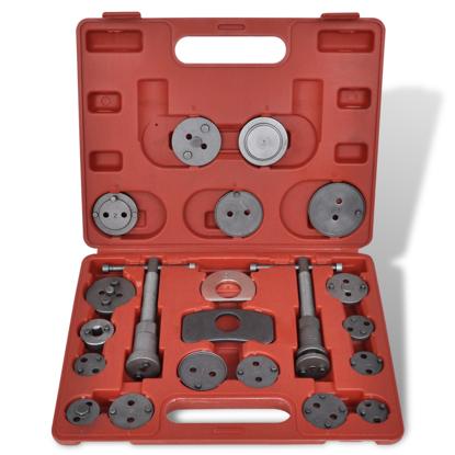 Picture of 22 pcs Brake Caliper Piston Rewind Tool Kit