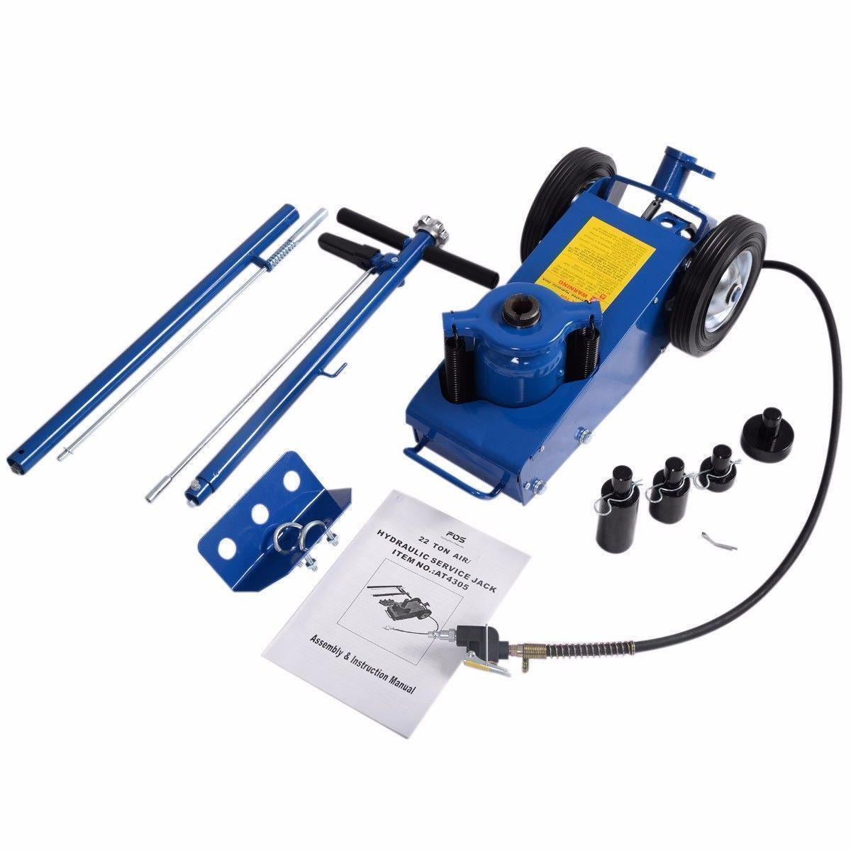 Picture of 22 Ton Air Hydraulic Floor Jack Lift Jacks