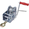 Picture of 2500lb Heavy Duty Hand Crank Boat ATV Trailer Winch with Hook