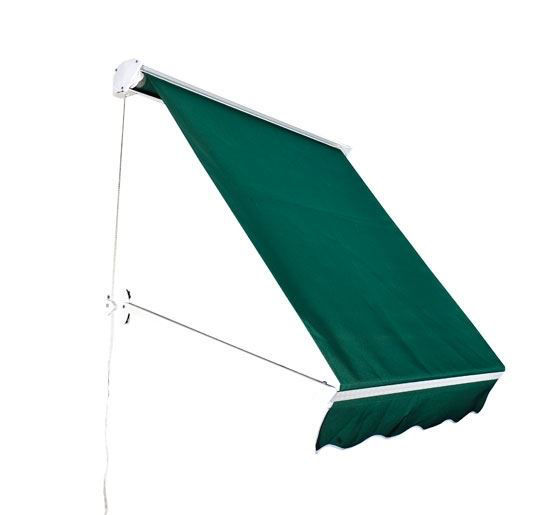 Picture of Outdoor Manual Window Awning 4' - Green