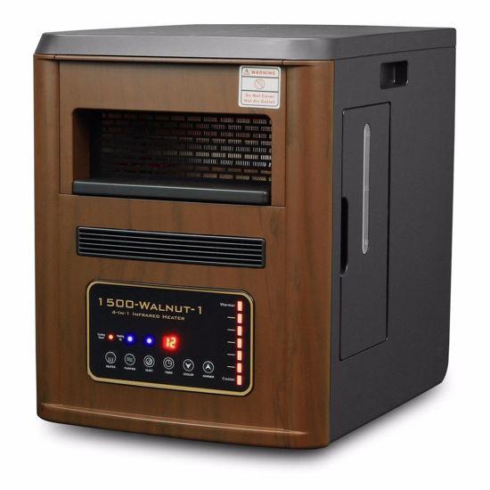 Picture of 4 in1 1500W watt Quartz Infrared Heater Humidifier Plasma Inverter Air Purifier
