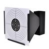 """Picture of 5.5"""" Funnel Target Holder Pellet Trap + 100 Paper Targets"""