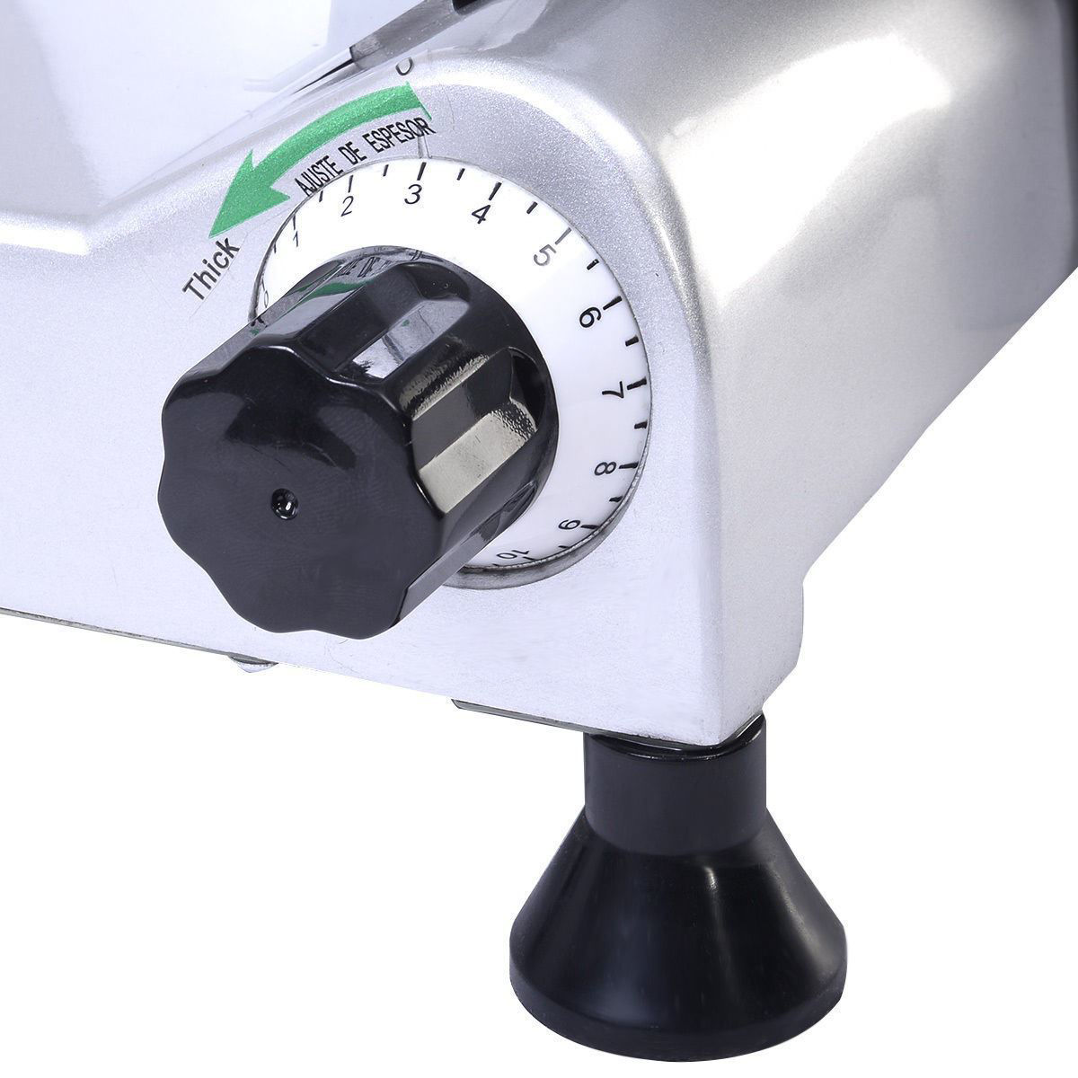 """Picture of 8"""" Blade Meat Slicer Machine"""