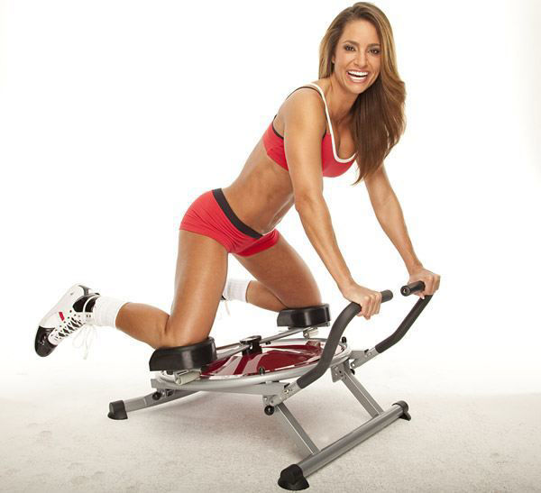 Picture of Ab Circle Pro Exercise Machine