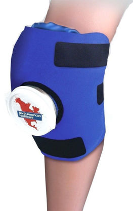 Picture of Adjustable Knee Ice Wrap - 1 pc
