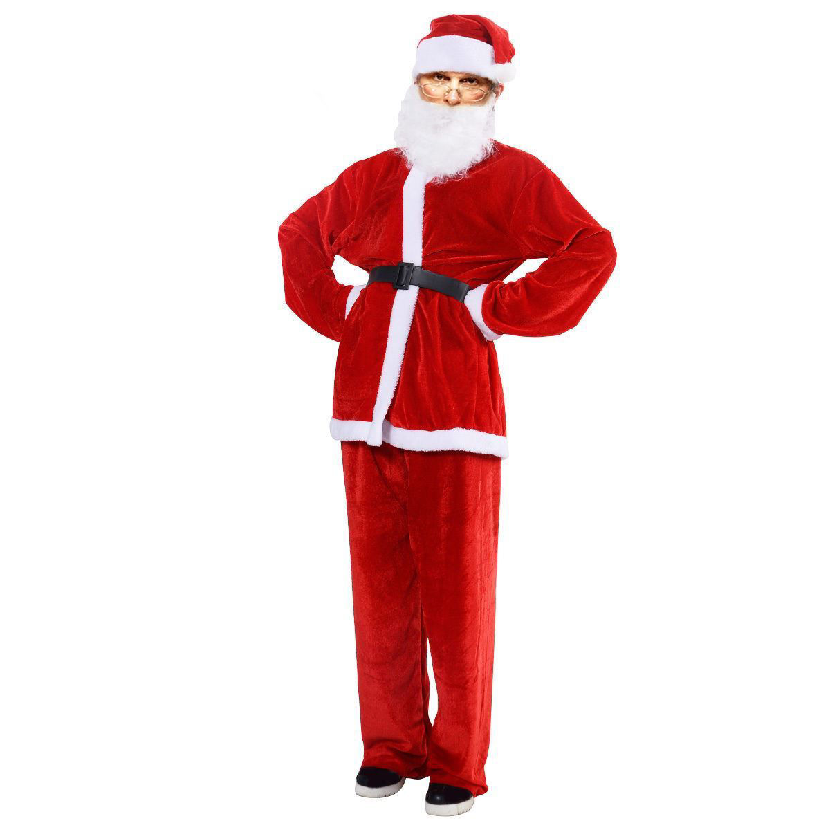 Picture of Adult Christmas Santa Claus Costume