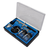 "Picture of Airbrush Compressor Set with 3 Pistols 1' x 5.9"" x 1'"