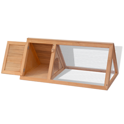 Picture of Animal Rabbit Wooden Cage