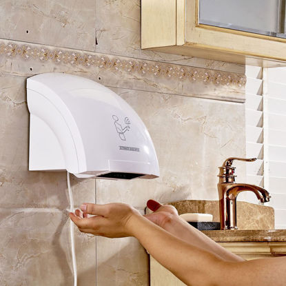 Picture of Automatic Hands Drying Hand Dryer