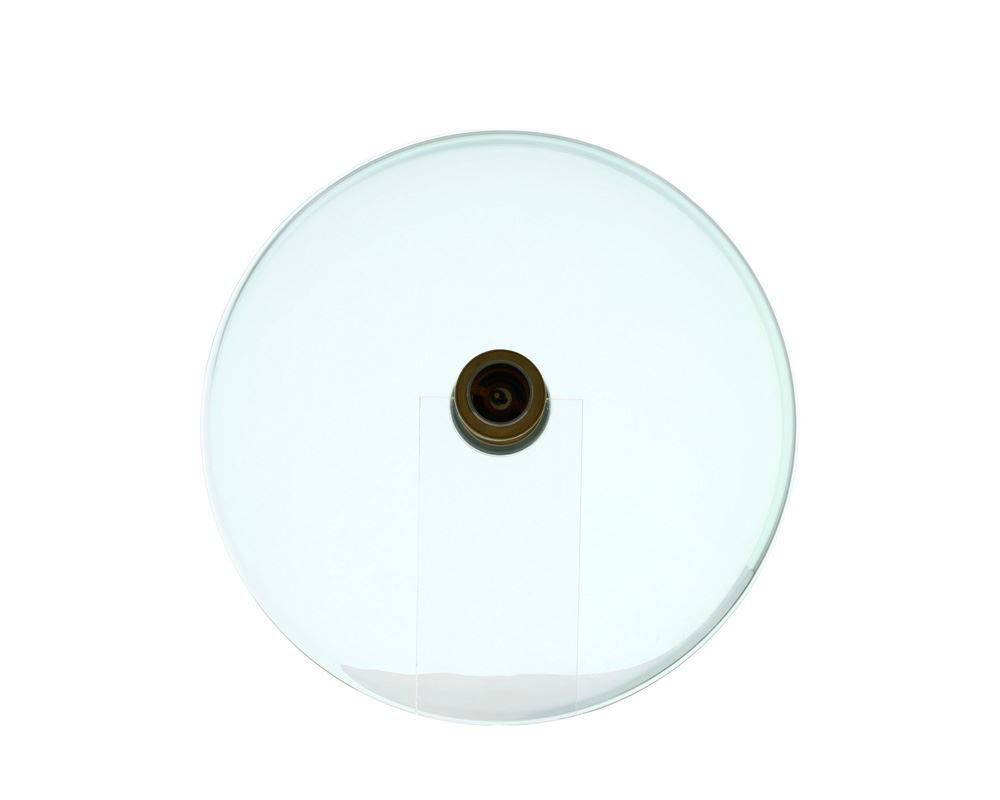 Picture of Bathroom Glass Sink Classic Bowl-Shaped Vessel