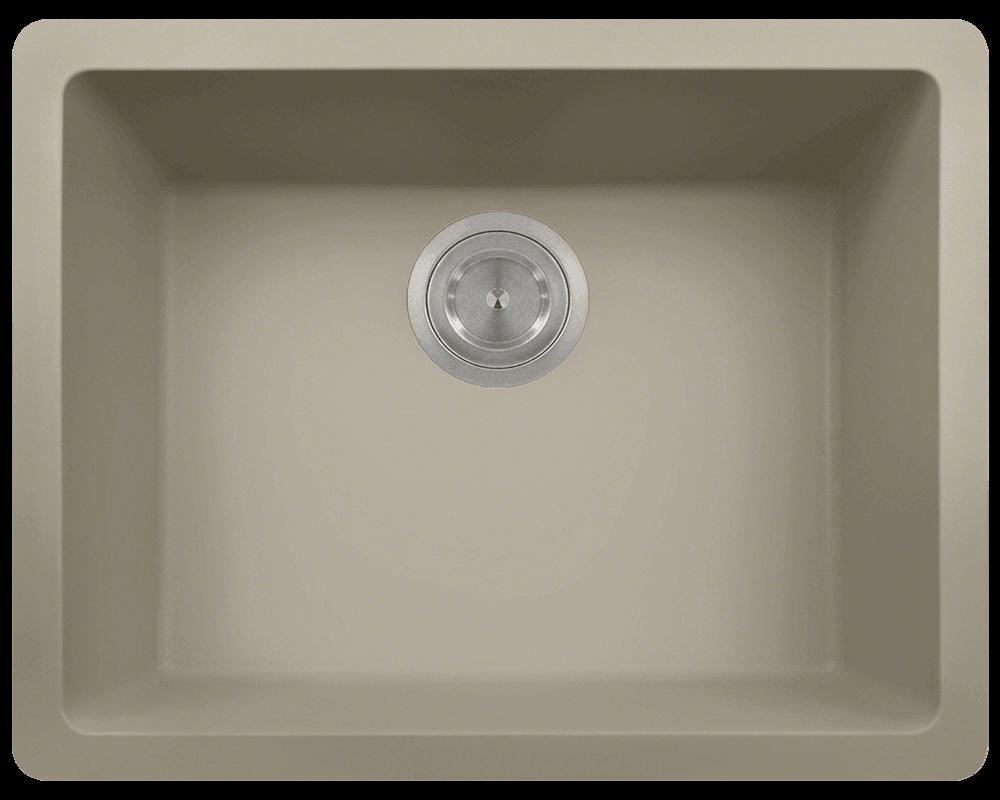 Picture of Bathroom Kitchen Single Bowl AstraGranite Sink