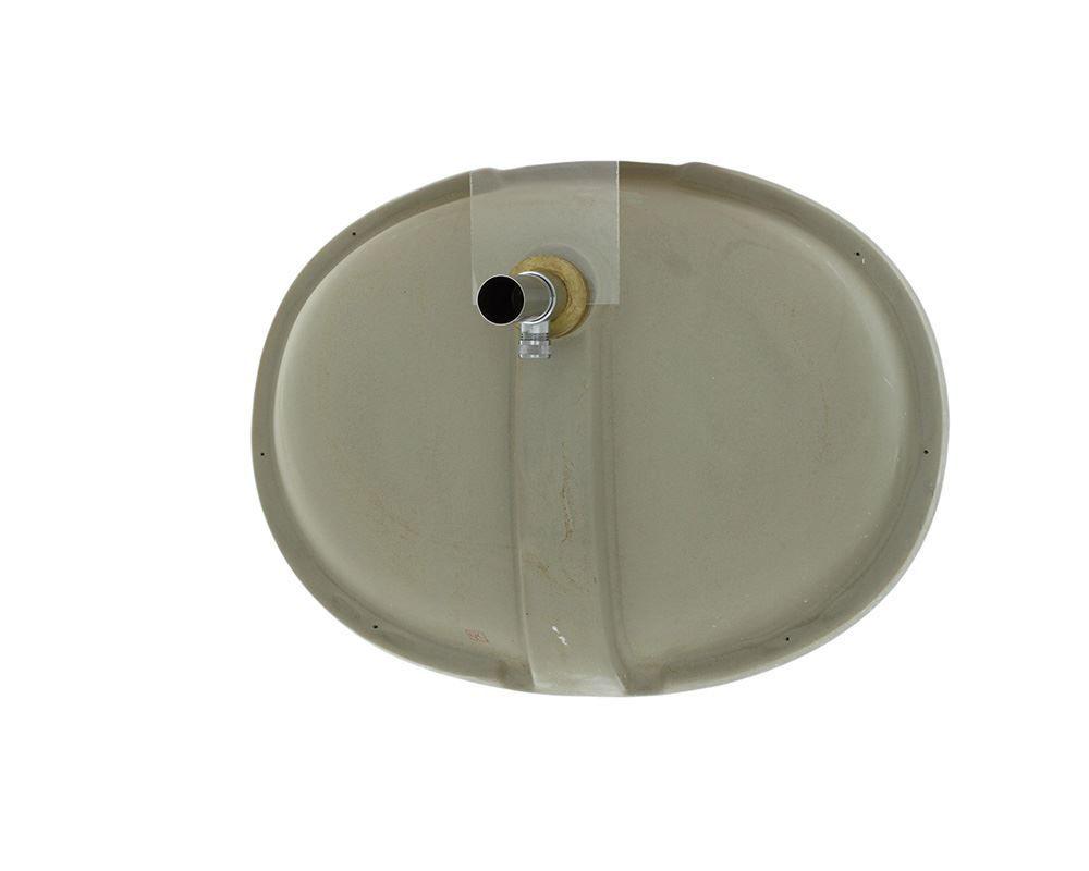 Picture of Bathroom Porcelain Undermount Sink