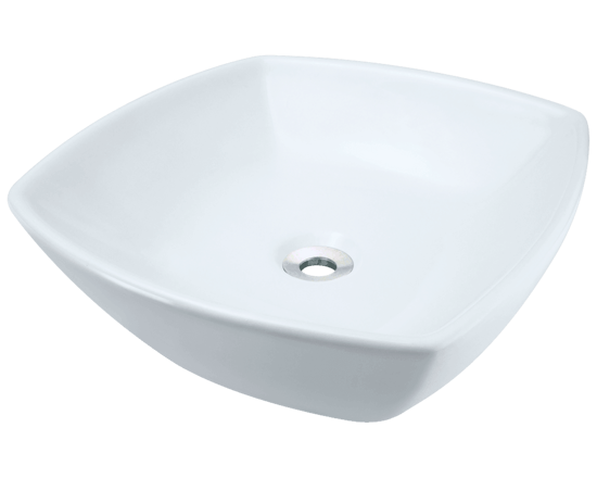 Picture of Bathroom Porcelain Vessel Sink