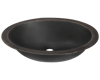 Picture of Bathroom Sink - Single Bowl Bronze