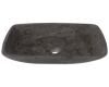 Picture of Bathroom Sink Limestone Vessel