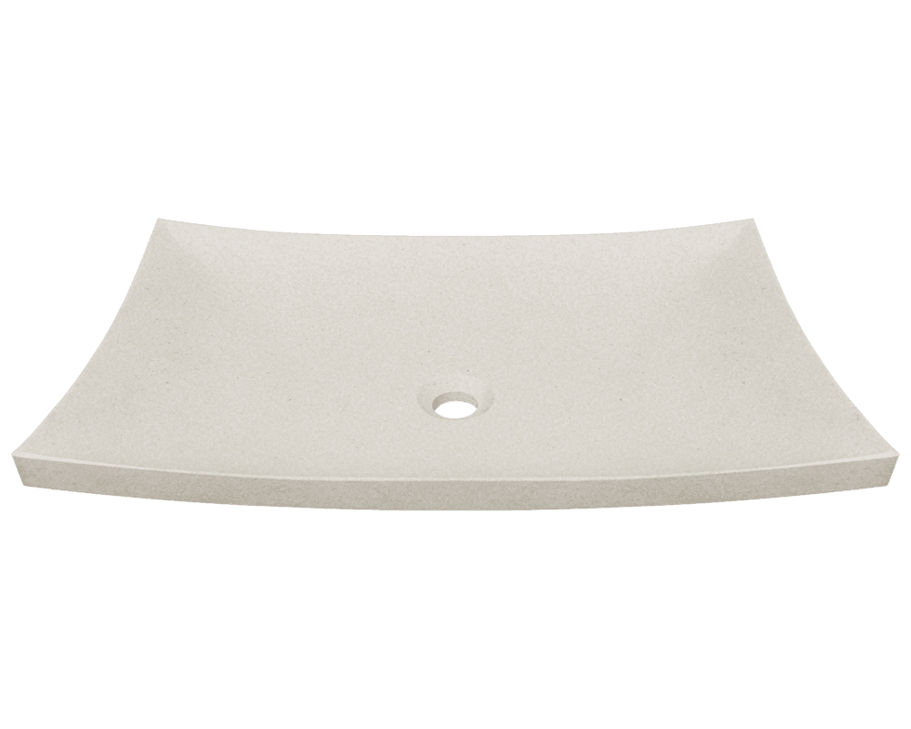 Picture of Bathroom Sink Marble Vessel - Cream Pinta Compound