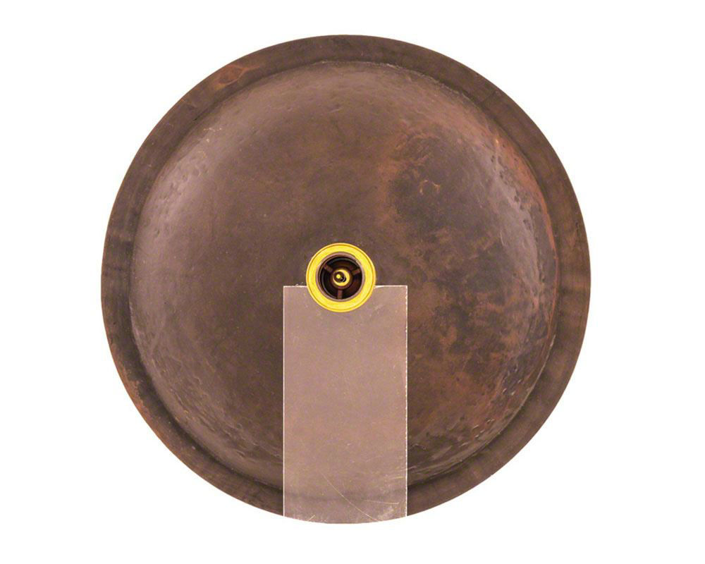 Picture of Bathroom Sink Single Bowl - Bronze