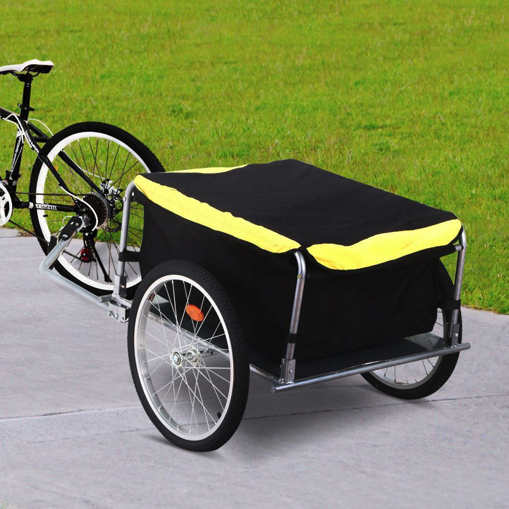 Picture of Bike Cargo Trailer - Yellow