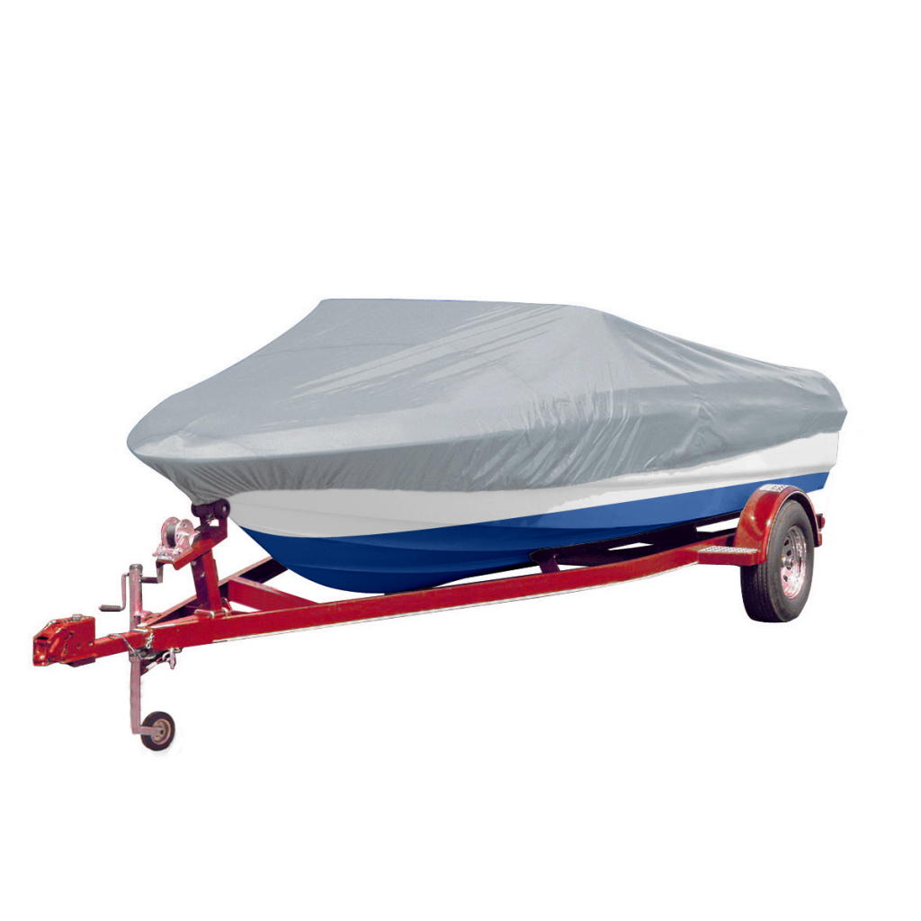 Picture of Boat Cover Length 17'-19' Width 8' - Gray