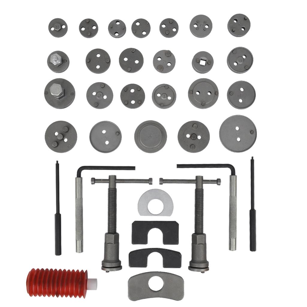 Picture of Brake Caliper Piston Wind Back Tool Kit 35 pcs