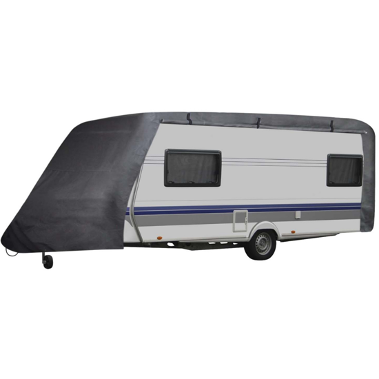 Picture of Camper/Trailer Cover S - Gray
