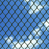 """Picture of Chain Fence 2' 7"""" x 49' 2"""" Green"""