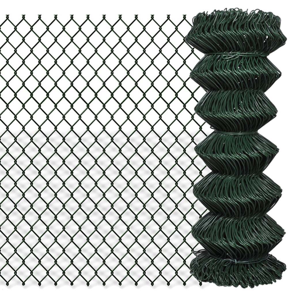 """Picture of Chain Fence 3' 3"""" x 82' Green"""