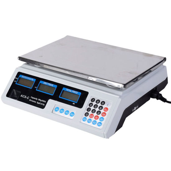 Picture of Digital Weight Food Scale 66 Lbs