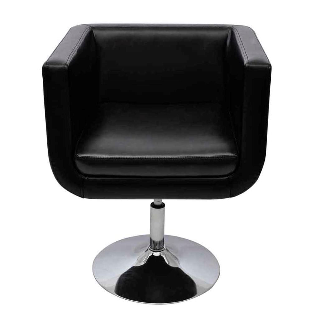 Picture of Dining Adjustable Modern Chair - Black