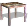 """Picture of Dining Table 31"""" - Reclaimed Wood"""