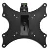 """Picture of Double-Arm Swivel/Tilt TV Wall Mount Bracket Full Motion  - 7.8 x 7.8 for 17-37"""" TV"""