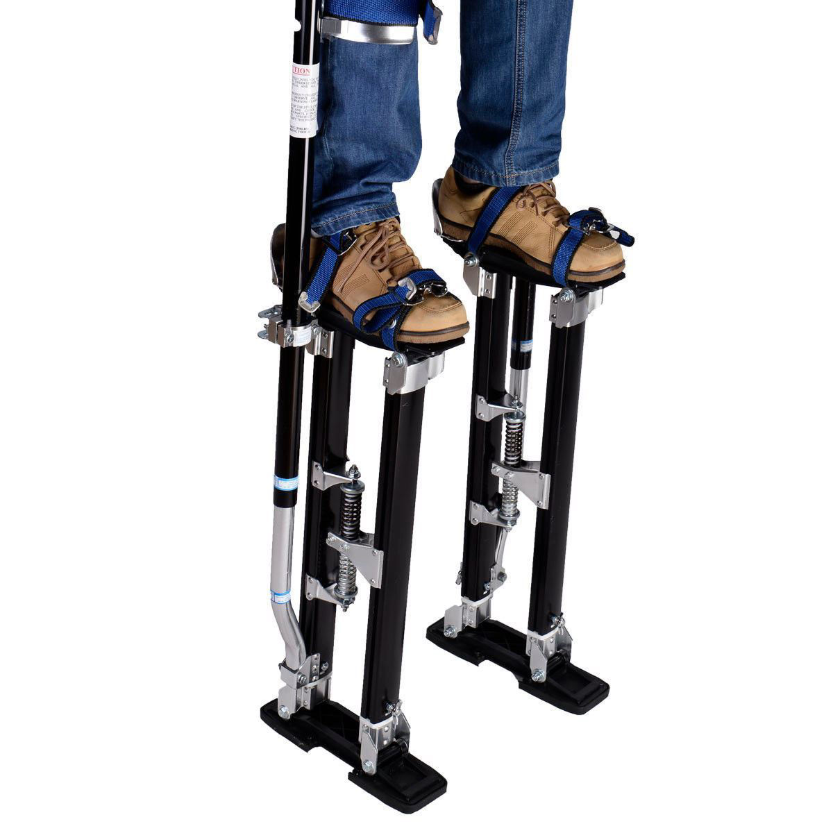 Picture of Drywall Stilts Aluminum Tool Stilt For Painting 24-40 Inch
