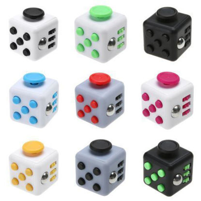 Picture of Fidget Cube Stress Anxiety Relief