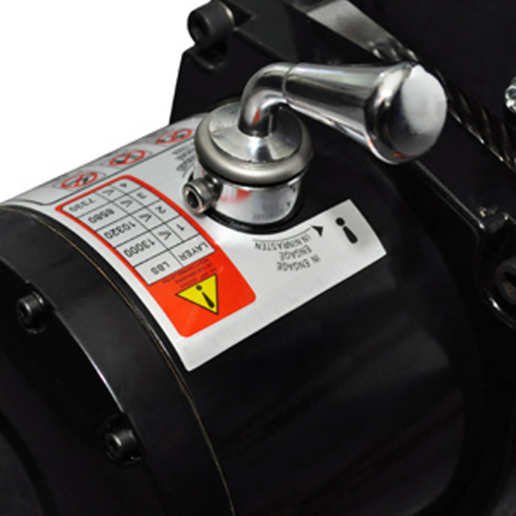 Picture of Electric Winch 13000 lb 12 V