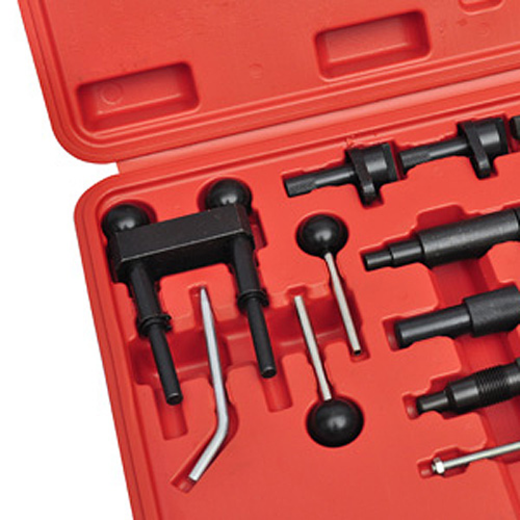 Picture of Engine Timing Adjusting Camshaft Timing Belt Tool Kit for VW Audi Lock