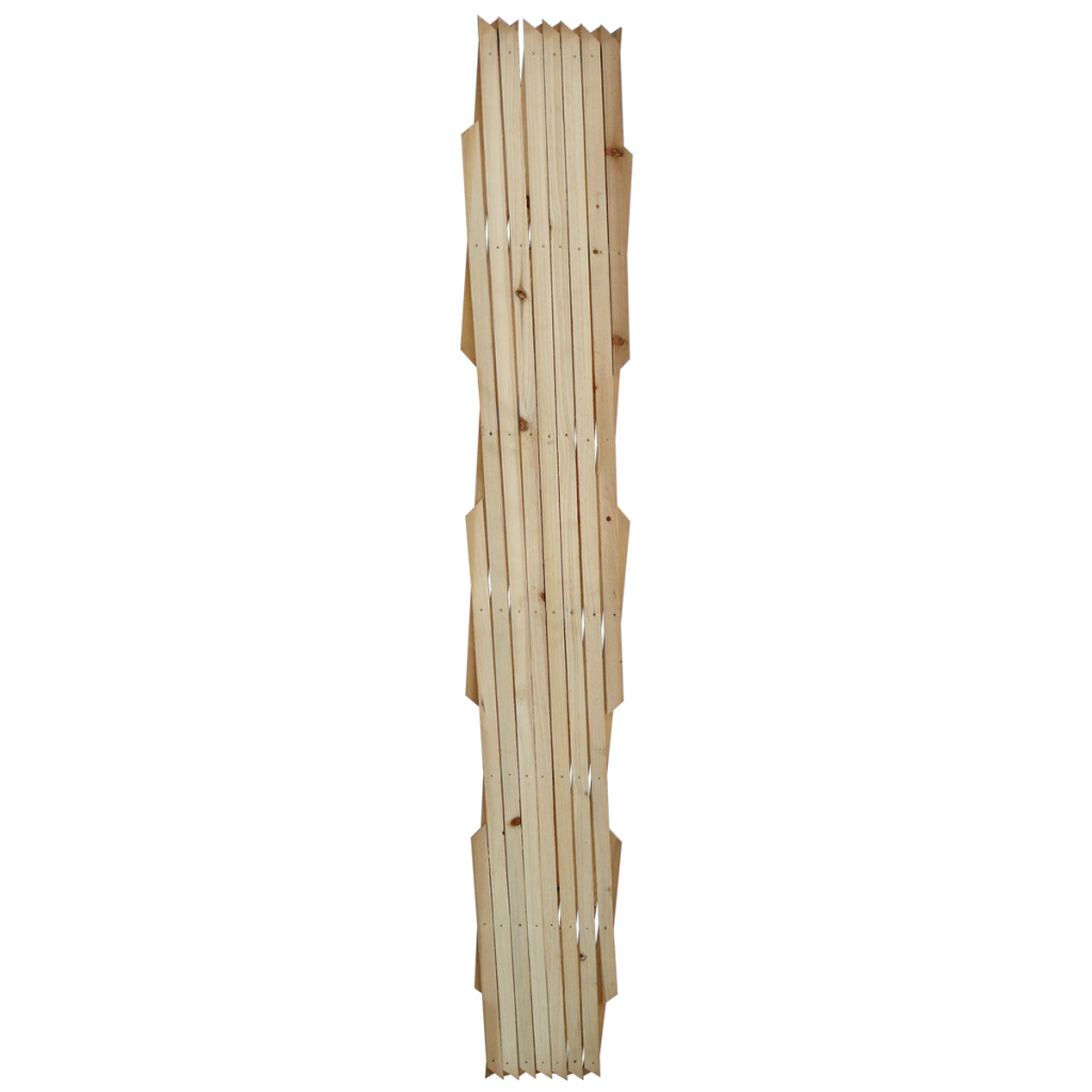 "Picture of Extendable Wood Trellis Fence 5' 11"" x 2' 11"" - Set of 5"