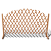 "Picture of Extendable Wood Trellis Fence 5' 11"" x 3' 3"""