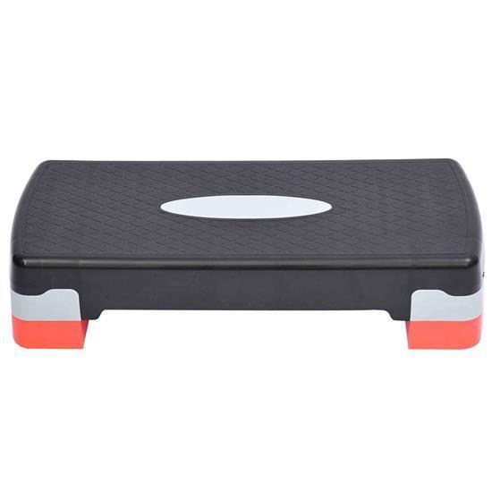 """Picture of Fitness Aerobic Stepper Platform 27"""" - Adjustable 4"""" - 6"""""""