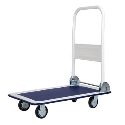 Picture of Foldable Moving Dolly Cart Platform