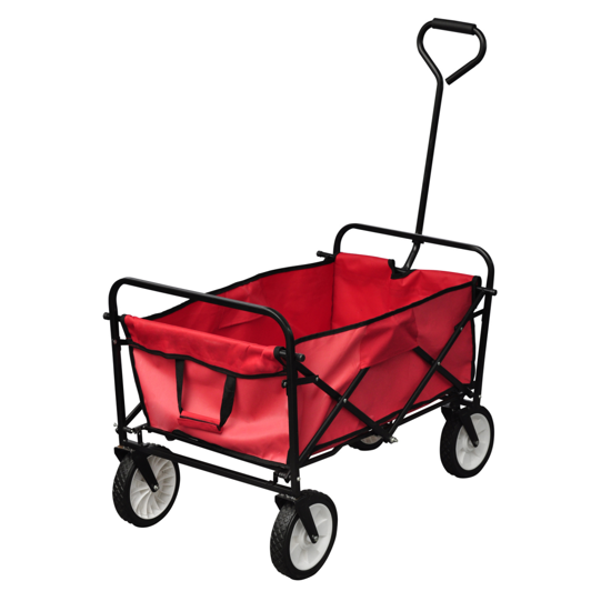 Picture of Foldable Wagon Utility Cart