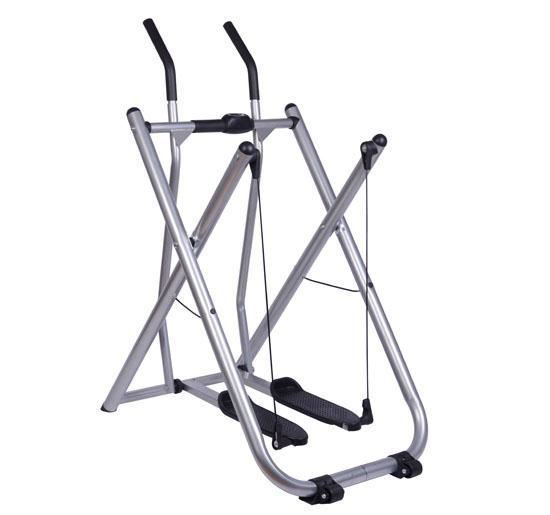 Picture of Folding Exercise Fitness Glider Machine Ellipticals Sports Trainer with Pedometer