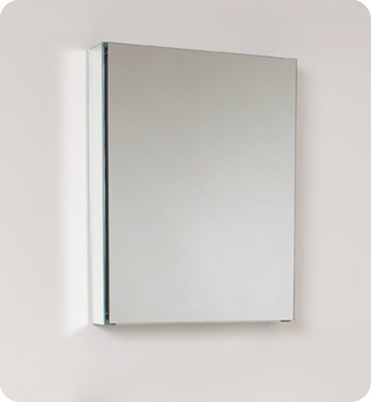 """Picture of Fresca 20"""" Wide Bathroom Medicine Cabinet with Mirrors"""
