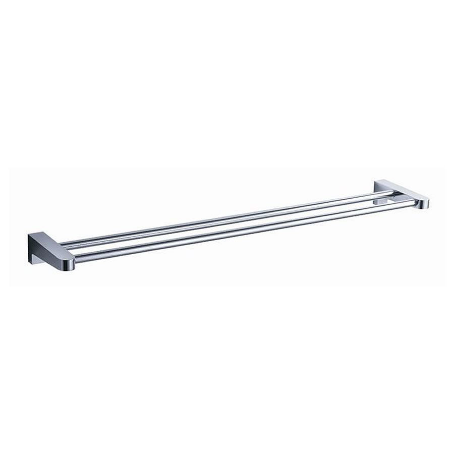 "Picture of Fresca Generoso 20"" Double Towel Bar in Chrome"