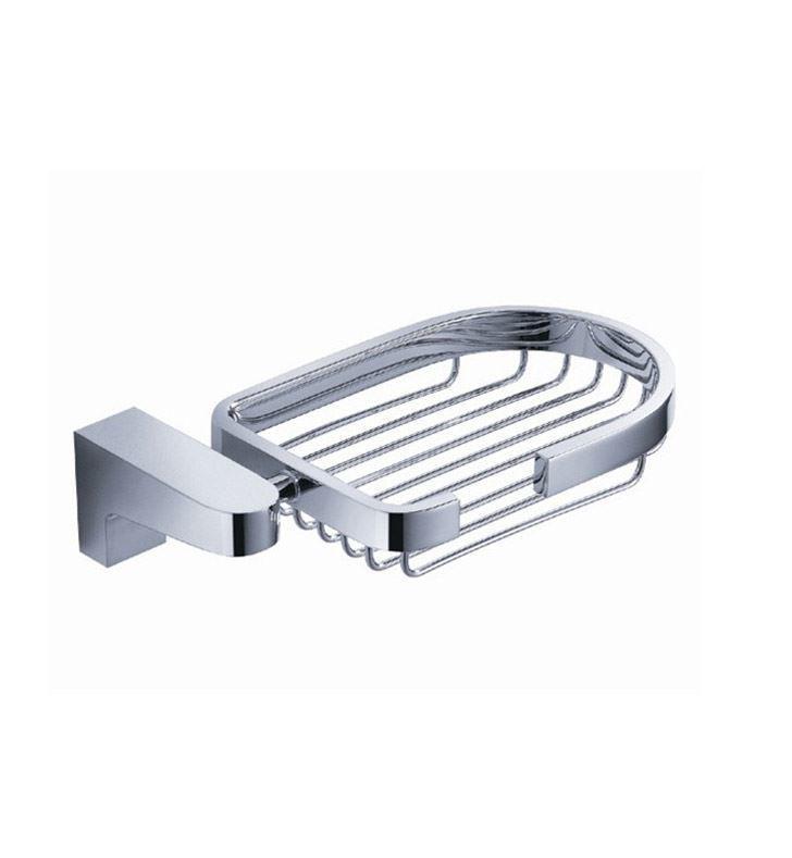 Picture of Fresca Generoso Soap Basket - Chrome