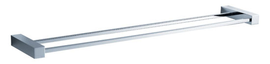 "Picture of Fresca Ottimo 21"" Double Towel Bar - Chrome"