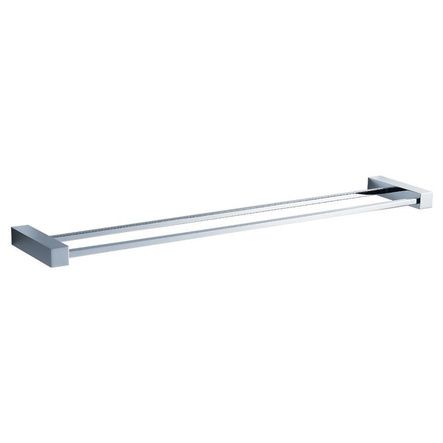 "Picture of Fresca Ottimo 25"" Double Towel Bar - Chrome"