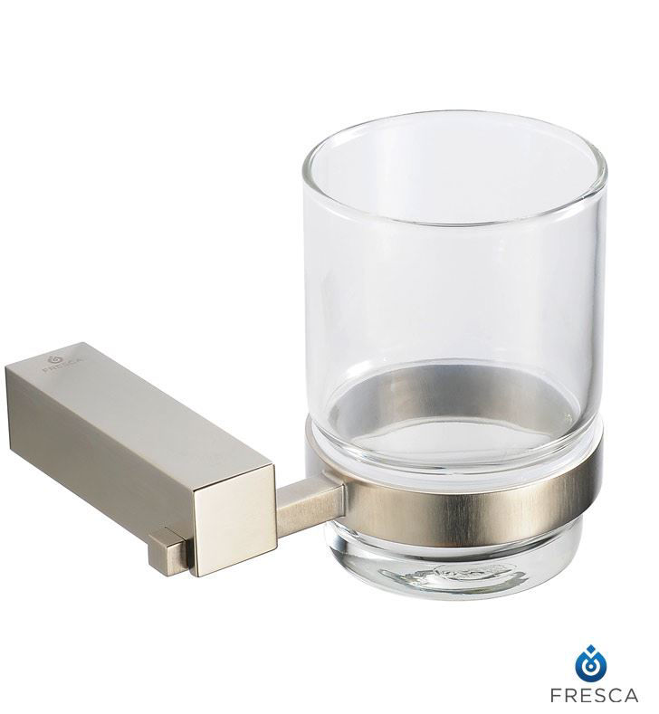Picture of Fresca Ottimo Tumbler Holder - Brushed Nickel